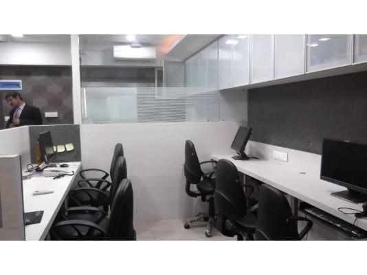 New Fully Furnished office space for rent at SRoad area Ahmedabad