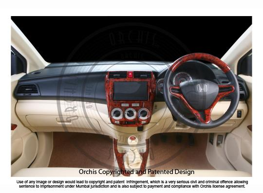 Wood Interior Car car wood interior finish., vikhroli