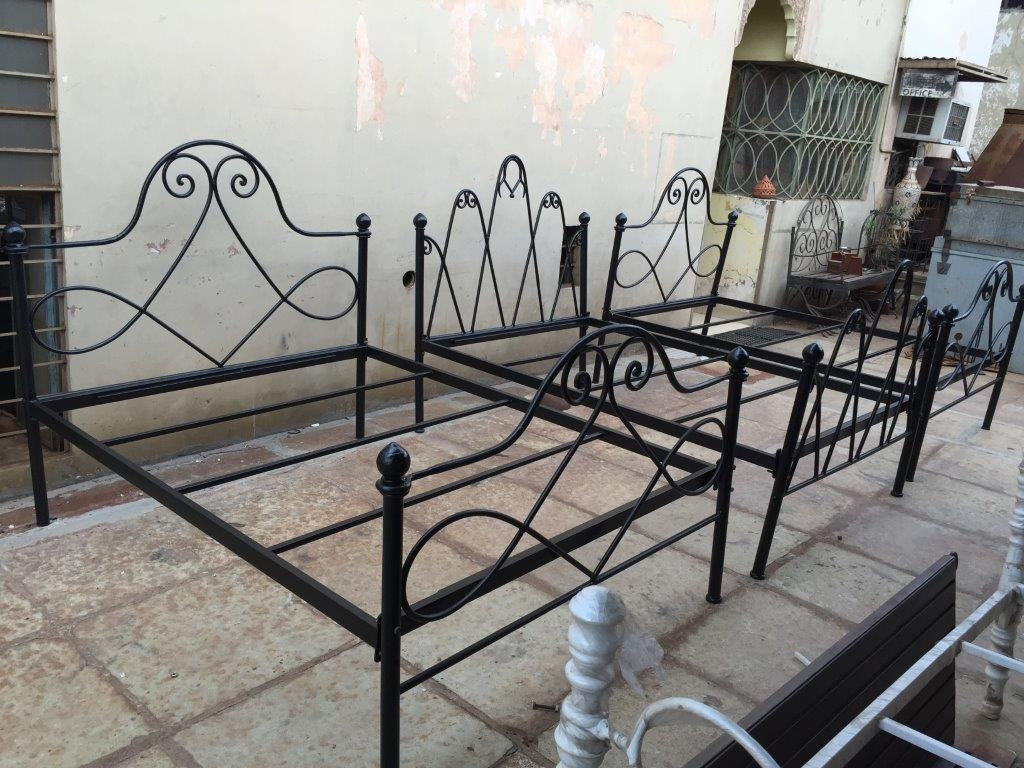 Wrought iron bed price India   Online Shopping Home Furniture  Jaipur    Image 4. Wrought iron bed price India   Online Shopping Home Furniture  Jaipur