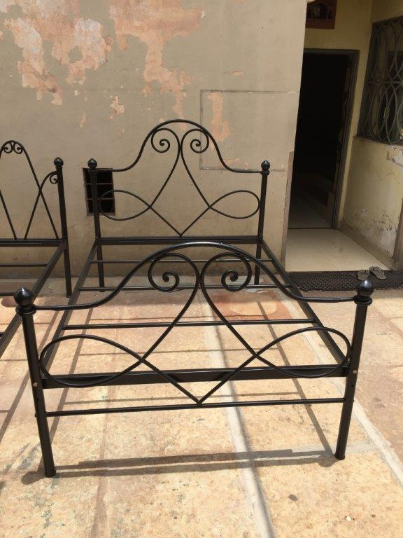 Image 3. Wrought iron bed price India   Online Shopping Home Furniture  Jaipur