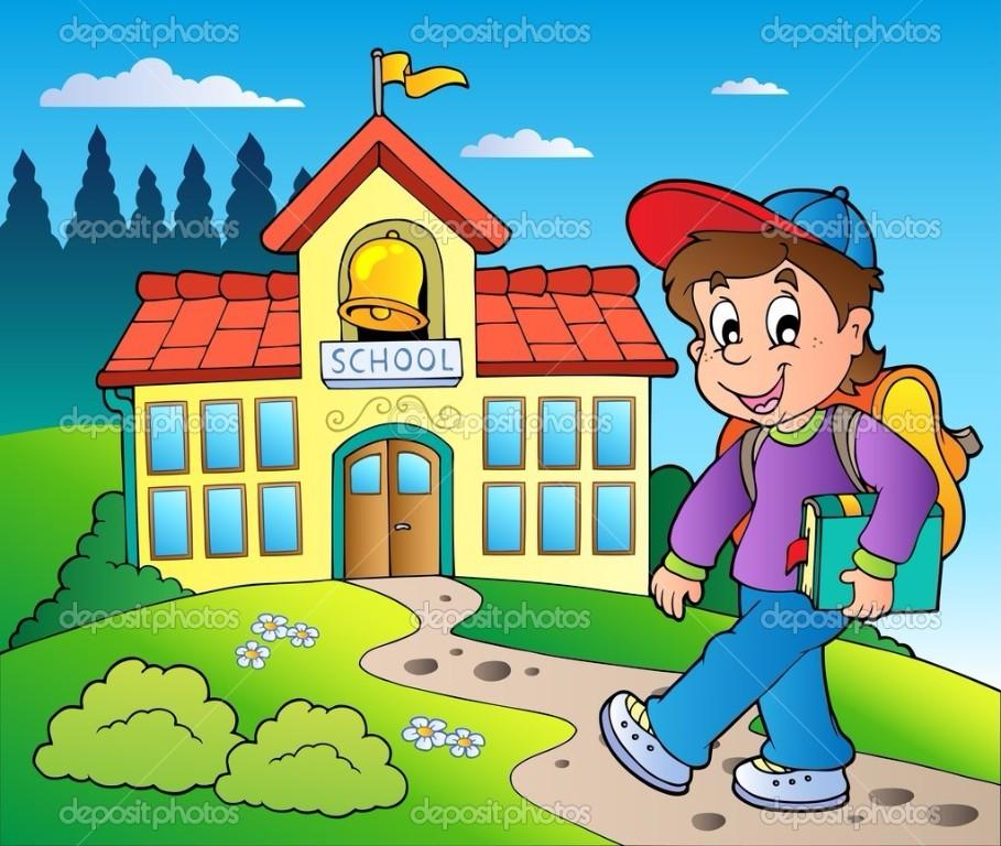 Best Wall Painters In Hyderabad: Cartoon Painting For School In Hyderabad