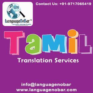 high quality professional english to tamil translation service