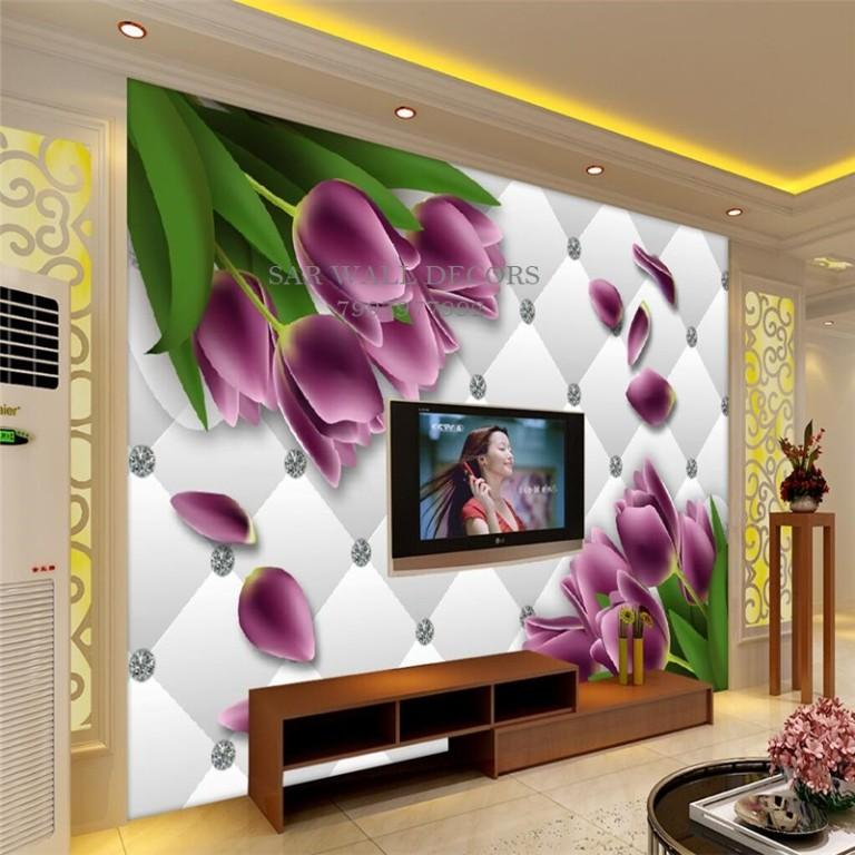 3D Wall Painting In Hyderabad
