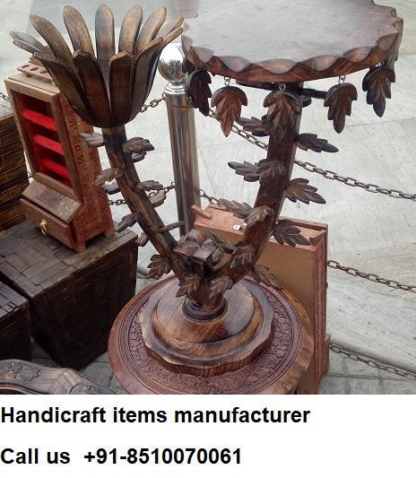 Wooden Wood Handicraft Items Design Manufacturers Exporters New Delhi