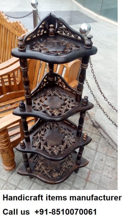 Wooden Wood Handicraft Item Design Manufacturers Exporters New Delhi