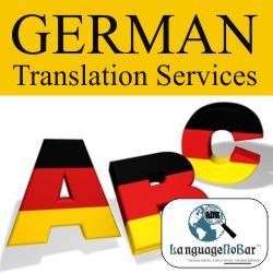 High Quality English to German Translation Company India, Gurgaon