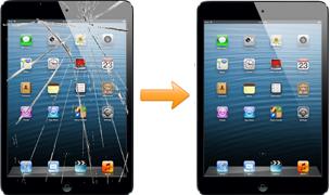 ipad mini lcd screen display replacement in malad east image 1