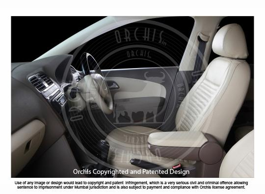 Car Interior Leather Wrapped Steering Wheel Mumbai