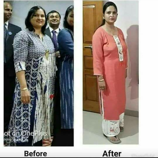 Want To Weight Loss 10 Kg In One Month Image 1