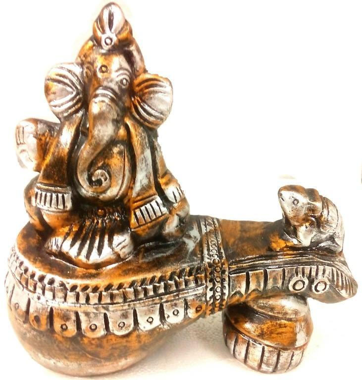 Handcrafted Terracotta Home Decor Ganesha Has Always Been Extrem Raipur
