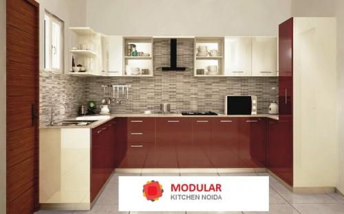 Best Modular Kitchen Interior Designer In Noida   Image 1