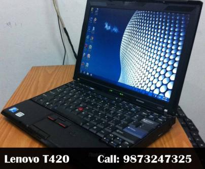 Lenovo ThinkPad T420 Laptop (Core i5 2nd Gen) Sale in Gurugram, New